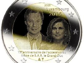 Euro Luxembourg 2015 : 15 Years Ascension Throne