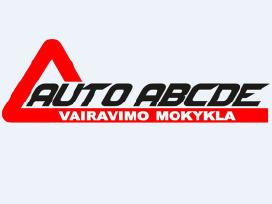 Vairavimo mokykla Kaune
