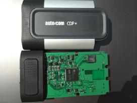 Autocom 2014r naujausias modelis zalia plokste Bt