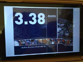 Autocom Bluetooth + paruoštas darbui Windows planšetas viso tik 250 eur