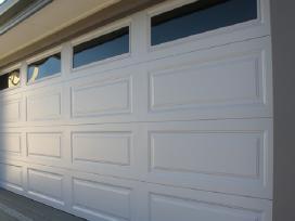 **akcija**aukštos kokybės garažo vartai