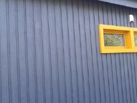 Maumedžio lauko dailylentės, terasinės lentos