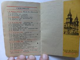Seni kalendoriai