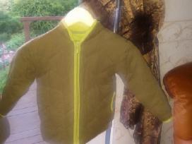 Komplektas su pašiltinimu kelnės+švarkas berniukui