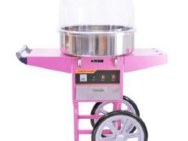 Cukraus vatos ir kukurūzų spargesių apartų nuoma