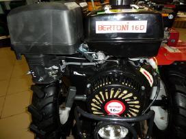 Bertoni motoblokas 16ag