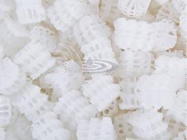 Filtracijos medžiagos, užpildai, žuvininkystei