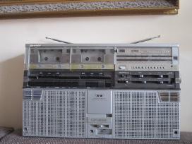 Ieskau kasetiniu magnetofonu sharp JVC aiwa panaso