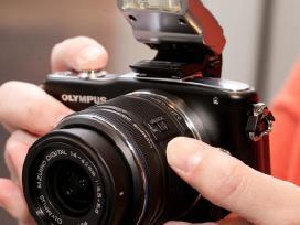 Superkame naujus, naudotus fotoparatus