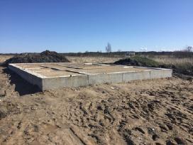 Betonavimo Darbai - Poliu Grezinas