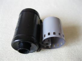 CCP foto aparatams metaline kasete. Lotas nr. 34.
