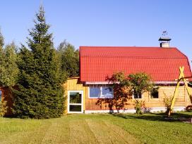 Jauki Pirtis-namas Vilniaus r.
