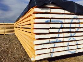 Statybinė mediena aukščiausios kokybės