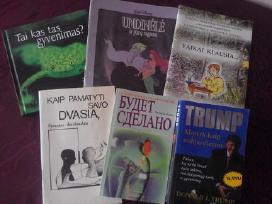 Knygos populiarios, zinomu rasytoju
