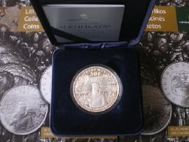 Moneta, skirta Oršos mūšio 500 metų sukakčiai