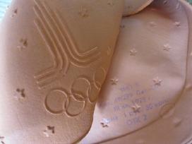 Kepuraites - Olimpiada 1980. .zr. foto.,