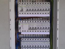 Kultūringas elektrikas Vilniuje