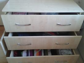 Vaiko baldų trijų dalių koplektas