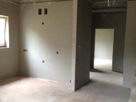 Sienų tinkavimas.tinkavimo darbai.lubų tinkavimas.