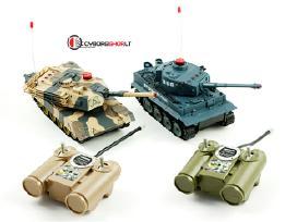 2 Tankų Komplektas