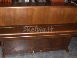 Pianinas, pianinai garantijos