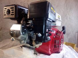 Motoblokas neva MB-1-2 16hp: rotacinė šienapjovė