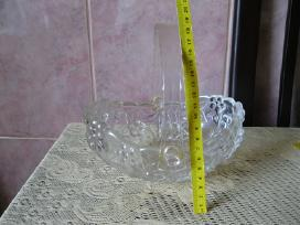 Stiklo Indas..zr. Foto .Be Defektu