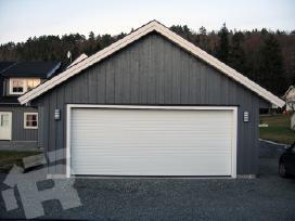 Akcija. Garažo vartai ir automatika