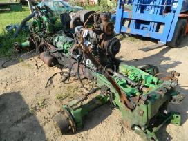Traktoriaus john deere 6320 atsarginės dalys