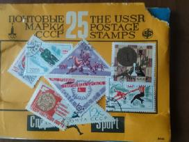 Pašto ženklų Blokas.