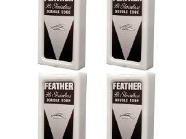 Klasikiniai Feather skutimosi peiliukai