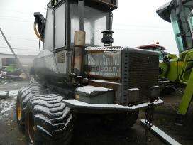 Harvesteris Ponsse Cobra Hs10 ardomas dalimis