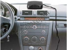 Automobilio šildytuvas 12v -langu atitirpiklis