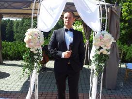 Vestuvių, renginių ir vakarėlių vedėjas
