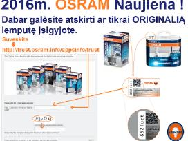 Originalios Osram,philips xenon lemputes d1s,d2s,d2r,d4s. Dėmesio 4 metai garantija!