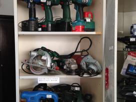 Pjuklai.suktukai,perforatoriai Ir kiti Instrumenta