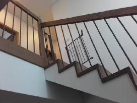 Laiptai, - Projektavimas / Gamyba / Montavimas