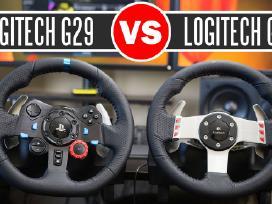 Logitech zaidimu vairas G29 G920 Pc/ps4/xbox One