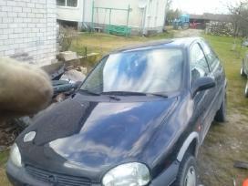 Opel corsa dalimis.corsa B