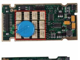 Lexia 3 diagnostikos iranga 92181c Full Chip