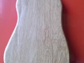 Ąžuolinės pjaustymo lentelės