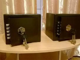 Parduodu seifa ginklui