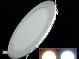 Led panelės 6-40w panelė, Led lempos T8 120-150cm