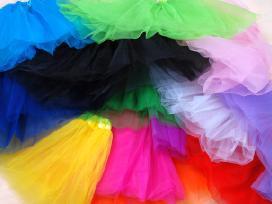 Tutu sijonėliai mergaitėms tik po 3,50€
