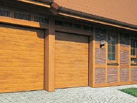 Kokybiški nebrangūs garažo vartai montavimas