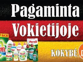Buities prekės iš Vokietijos ir Skandinavijos