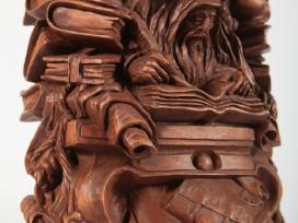 Originalios ir profesionalios medžio skulptūros