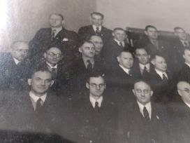 Sena vokiška nuotrauka