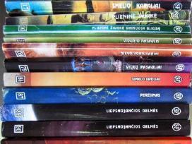 Superkame Pfaf serijos knygas!