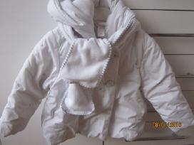 Kombinezono kelnės ir žieminė striukė